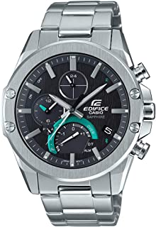 Casio Analog Black Dial Men's Watch-EQB-1000D-1ADR (EX511)