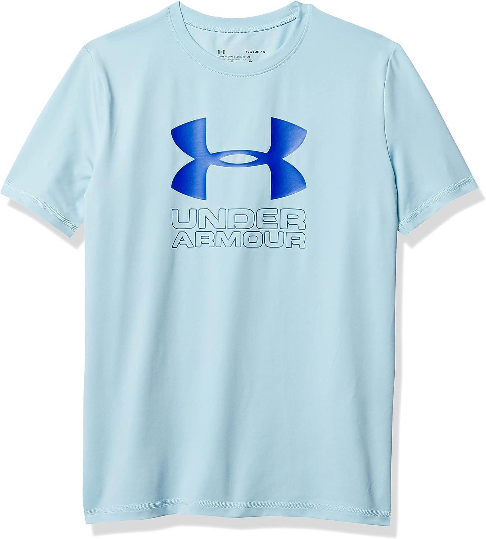 Under Armour Boys UA Big Logo Surf Shirt