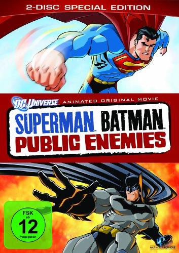 Superman/Batman - Public Enemies (2-Disc Special Edition)