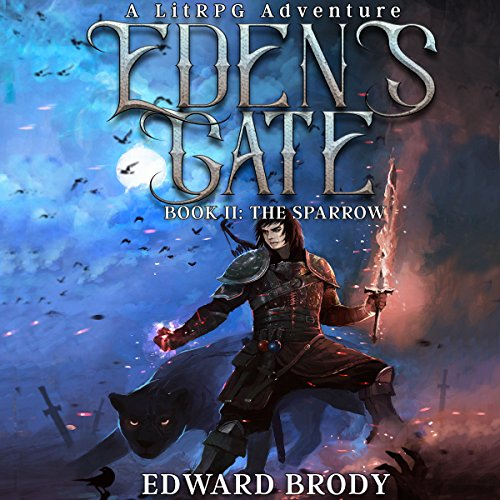 Eden's Gate: The Sparrow audiobook cover art
