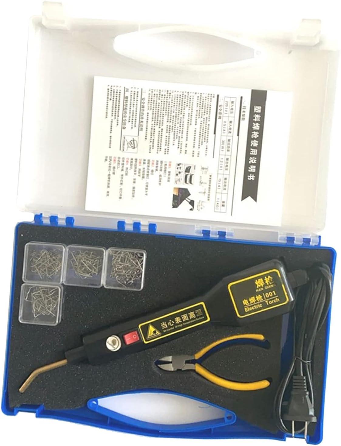 30W Plastic Welder, Welding Machine,Hot Staple Gun Repair Kit,Bo