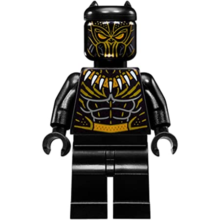 Black Panther-Marvel-Minifigure-US Seller-WE COMBINE SHIPPING