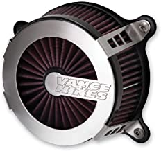 Vance & Hines 08-16 Harley FLHX2 Cage Fighter VO2 Air Intake (Brushed Aluminum)