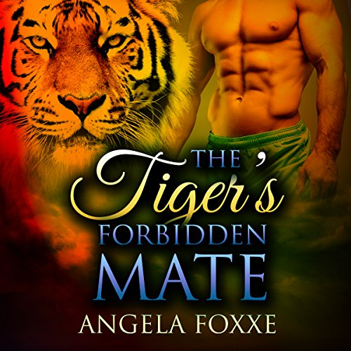 The Tiger's Forbidden Mate audiobook cover art