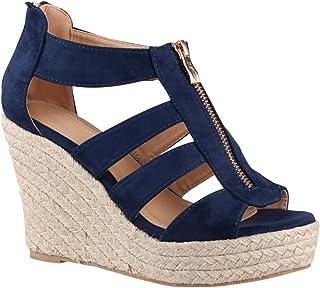 48bb137fcb9c5b Amazon.fr : chaussures femme soirée : Chaussures et Sacs