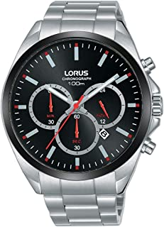 Lorus Sport Watch For Men Analog Stainless Steel - RT361GX9