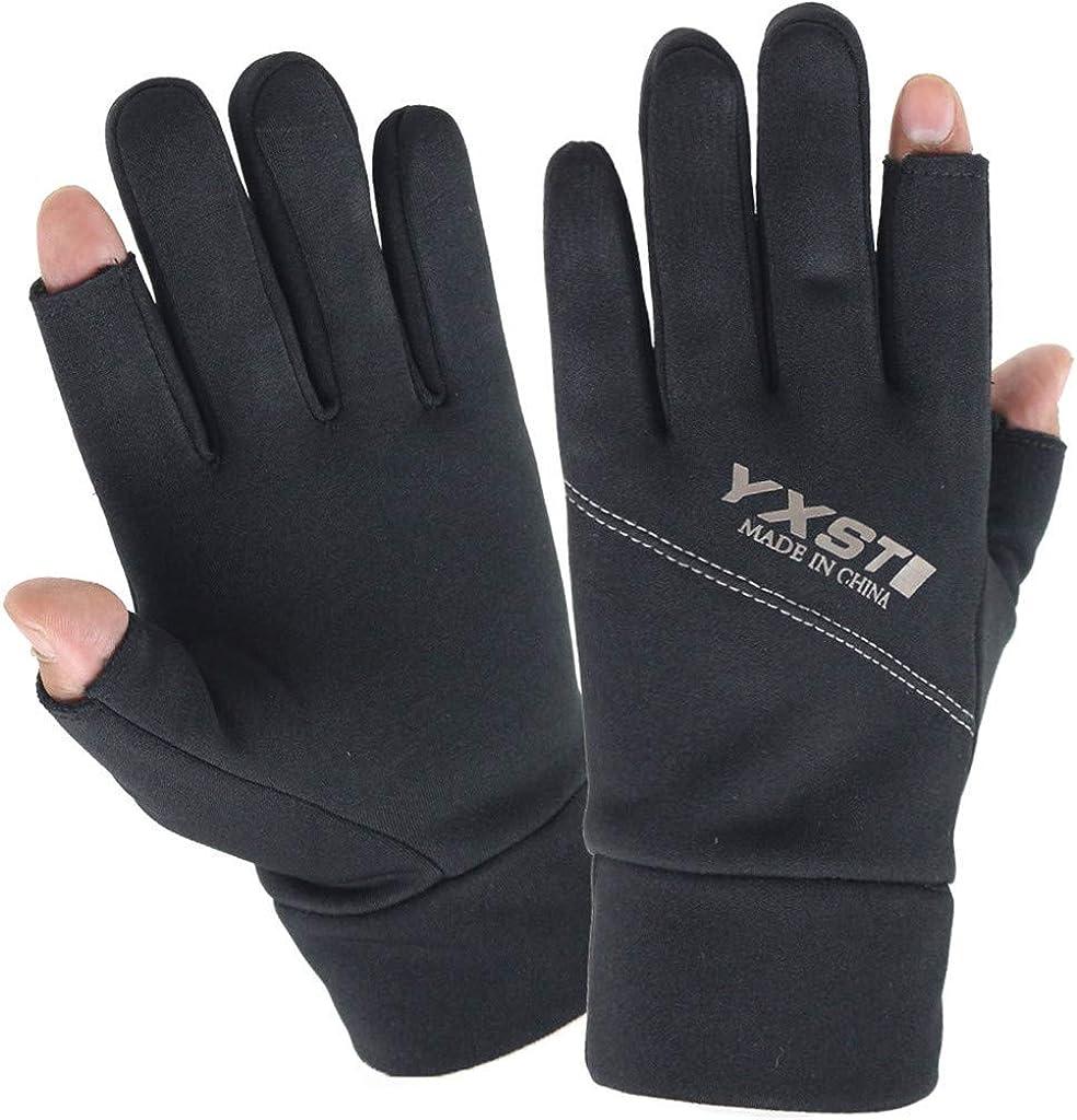 GREFER Unisex Winter Gloves, Touchscreen Gloves Men Women Running Driving Gloves Thermal Gloves