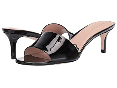 Kate Spade New York Savvi (Black Patent) Women