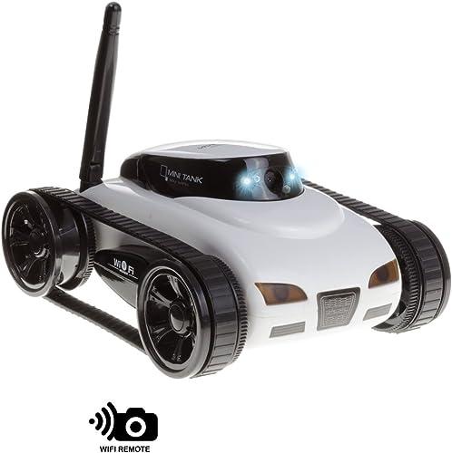 Envío rápido y el mejor servicio Silica-DMN359 Coche Coche Coche Teledirigido con WiFi y Cámara, Color blanco (DMN359  descuento de ventas en línea