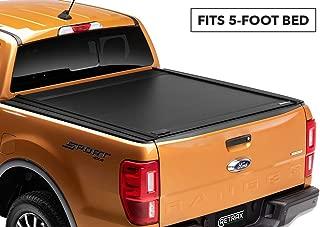 Retrax PowertraxONE MX Retractable Truck Tonneau Cover | 70335 | fits 2019 Ranger 5' Bed