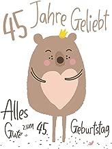 Geburtstagswunsche 45