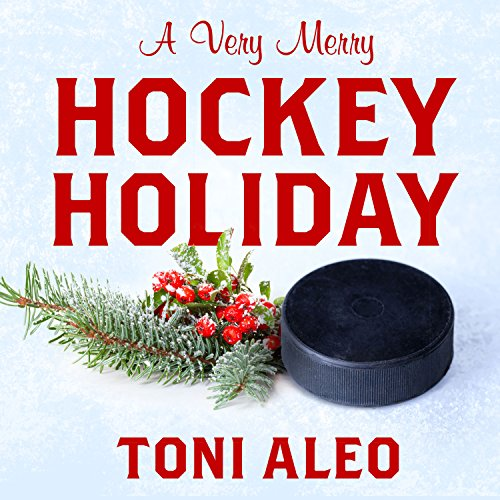 A Very Merry Hockey Holiday audiobook cover art