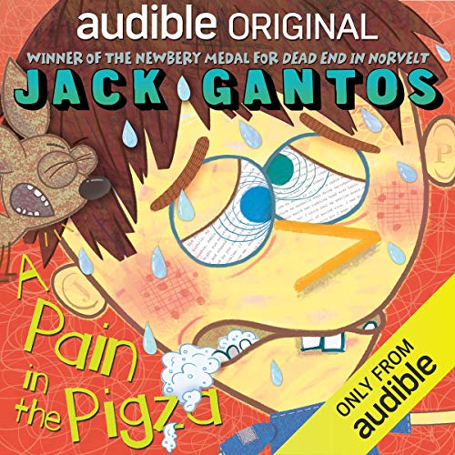 A Pain in the Pigza cover art