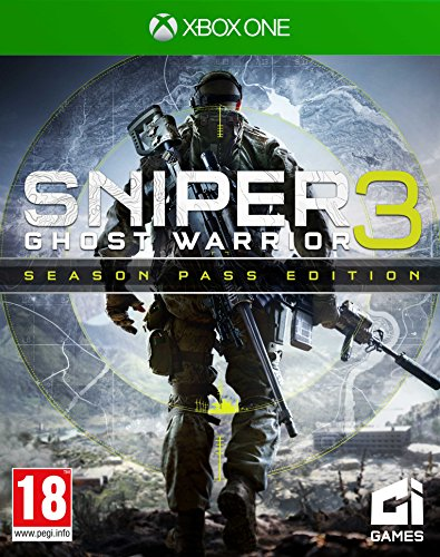 Sniper Ghost Warrior 3 Season Pass Edition  - [AT-PEGI] - [Xbox One]