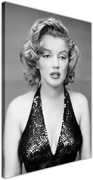 Vintage Marilyn Monroe Black /& White Print Gift Wall Decor POSTER A3 SIZE