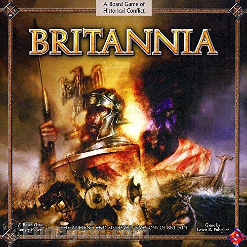 Fantasy Flight Games Britannia (Board Game)