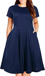 Plus Size Women\'s Dresses | Amazon.com