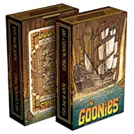 Albino Dragon The Goonies Playing Cards