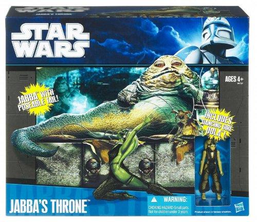 Star Wars CCG Jabbas Palace Card Oola