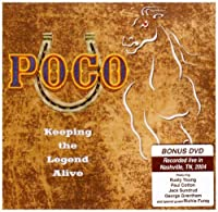 Keeping the Legend Alive by Poco (2004-11-23)