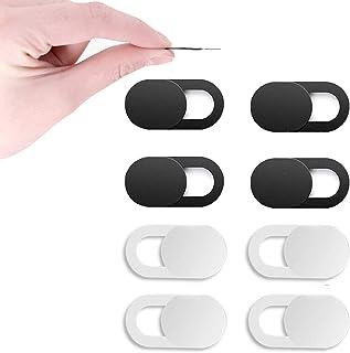 Webcam Cover, Reayouth 8-Pack Ultra Thin Web Camera Cover fits Laptop, Desktop, PC, MacBook Pro, iMac, Mac Mini, Computer,...
