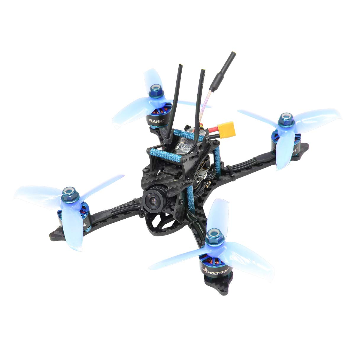 HGLRC Controller Switchable Brushless Quadcopter