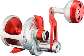 product image for Accurate Valiant BV2-500 Reel - Right-Handed - Red/Silver