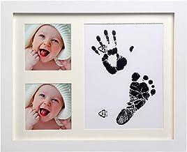 Amazon.es: marco huella bebe