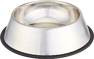 Amazon Basics Stainless Steel Dog Bowl