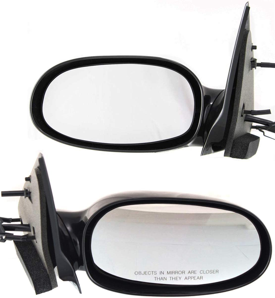 Kool Vue Manual Branded goods Mirror Remote Saturn compatible with Over item handling ☆ L-Series 00