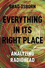 Everything in its Right Place: Analyzing Radiohead