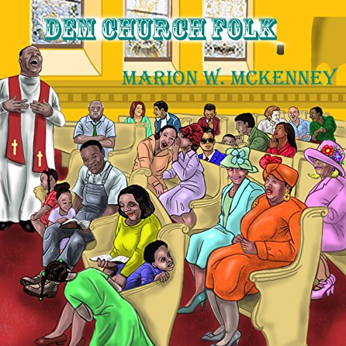 Dem Church Folk audiobook cover art