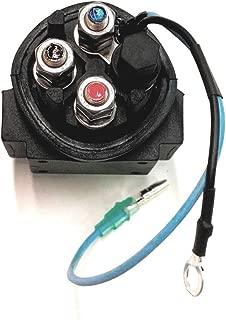 A.A Power Trim Tilt Up Relay for Yamaha 115-200 HP # 6E5-81950-00-00, 6E5-81950-01-00