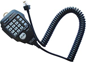 AnyTone QHM-05 Microphone,CB Microphone for AnyTone AT-5888UV AT-778UV DualBand Transceiver Radio