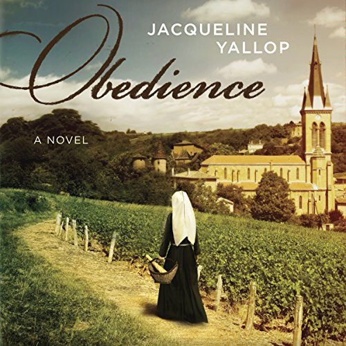 Obedience audiobook cover art