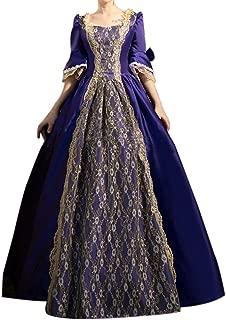 Best renaissance queen dress Reviews