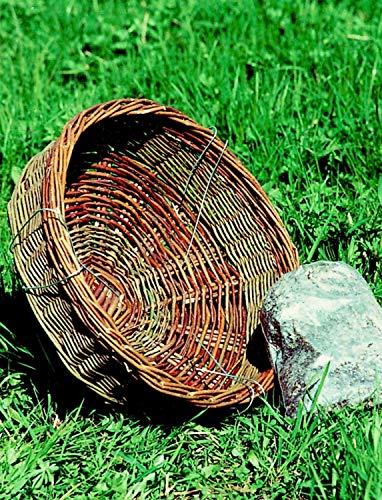 Schwegler Naturschutzprodukt Nistkörbe aus Weidengeflecht D 40 cm - Satz 2 Stück - für Artenschutz