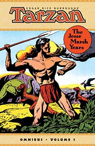 Tarzan. The Jesse Marsh Years Omnibus - Volume 1 (Edgar Rice Burroughs Tarzan: The Jesse Marsh Years)