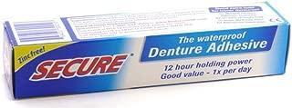 Secure Denture Bonding Cream, 2 Count