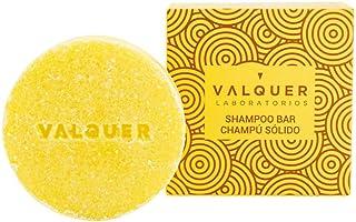 Valquer Laboratorios Champú Sólido Exótico Acid (Extracto de limón y papaya) Purificante Sin Jabón Sin Plásticos Vegano...