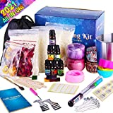 Catcrafter Scented Candle Making Supplies Kit - Soy Wax and Melt Molds with Large Melting Pot Jars Essential Fragrance Oil Wicks Stickers Color Dye Unique Candles Gifts DIY Kits for Adults and Kids