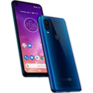 Motorola One Vision (128GB) 6.3' Full HD Display, 48MP Camera, Dual SIM US + GLOBAL 4G LTE GSM...