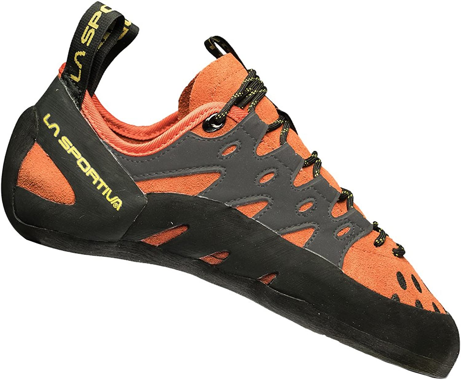 La Sportiva Men's TarantuLace Performance Rock Climbing shoes Green