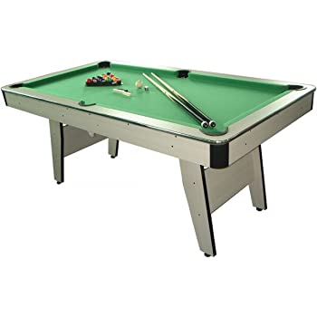 Riley FSPW-6 Table Billard Pool Snooker Pliable 183x79x97cm