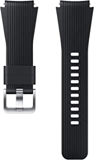 Samsung Galaxy Watch Silikon Kayış, 46 mm, Siyah