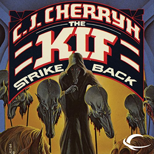 The Kif Strike Back audiobook cover art