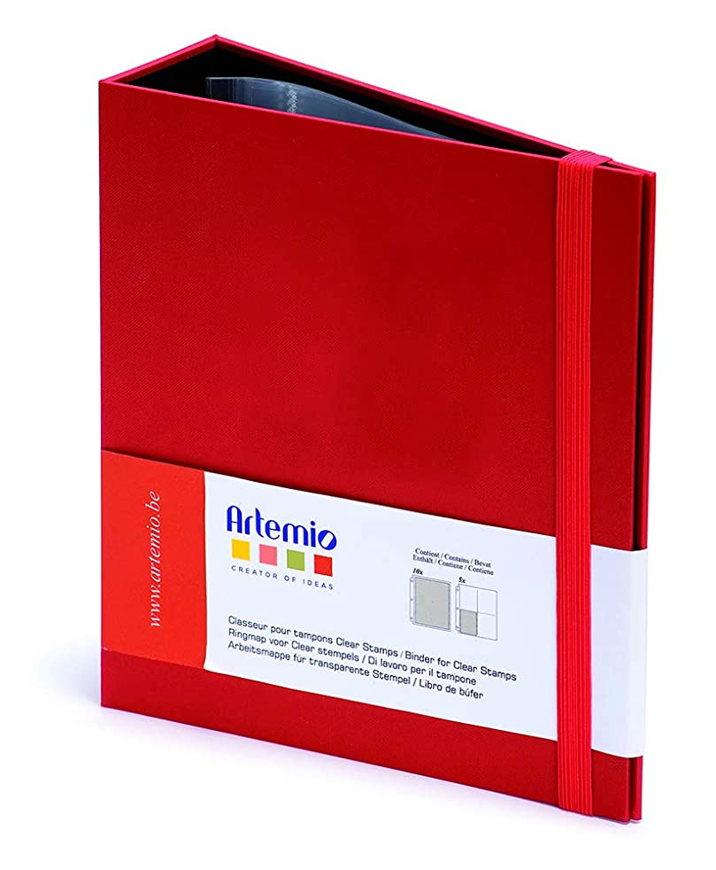 Artemio 18001002 Binder for Clear Stamps