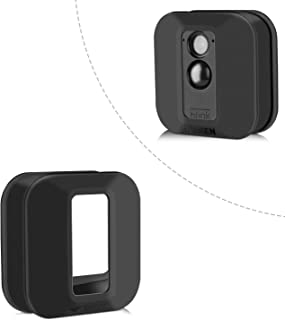 Blink XT Skin, Silikon Skin für Blink XT2/XT Outdoor Home Security Camera UV und Wasserabweisend, Indoor Blink XT2/XT Protecting Case, 1 Pack, Schwarz