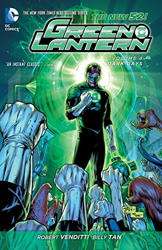 green lantern new 52 1 - 5
