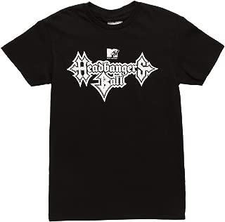 mtv headbangers ball t shirt